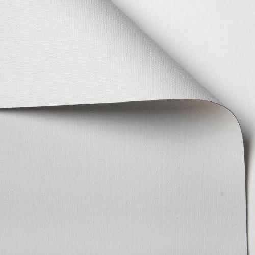 Carl's Projector Screen Material, White, Gain 1.0 Projection Fabric