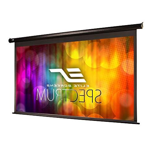 Elite Screens Spectrum, 150-inch Diag 16:9, Electric Motoriz