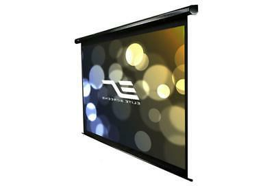 Elite Screens VMAX2, 100-inch 4:3, Wall Ceiling Electric Mot