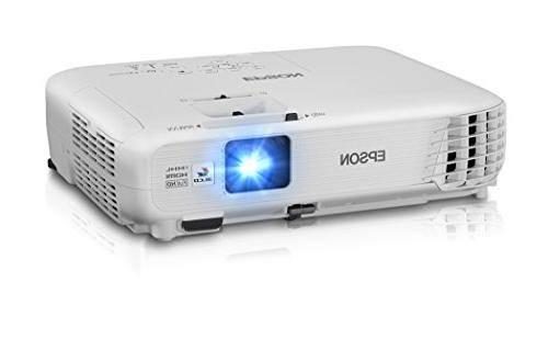 Epson - Home Cinema 1040 1080p 3lcd Projector - White