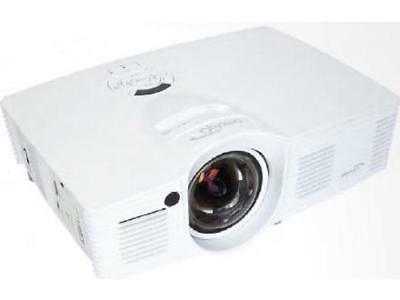 Optoma EH200ST Full 3D 1080p 3000 Lumen DLP Short Throw Proj