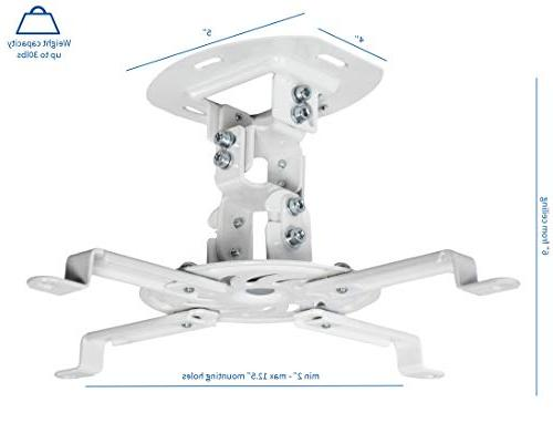 VIVO Ceiling Projector/Projection Arms