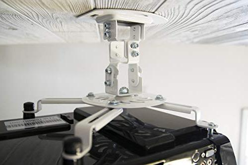 VIVO Universal Ceiling Mount Arms Mounting