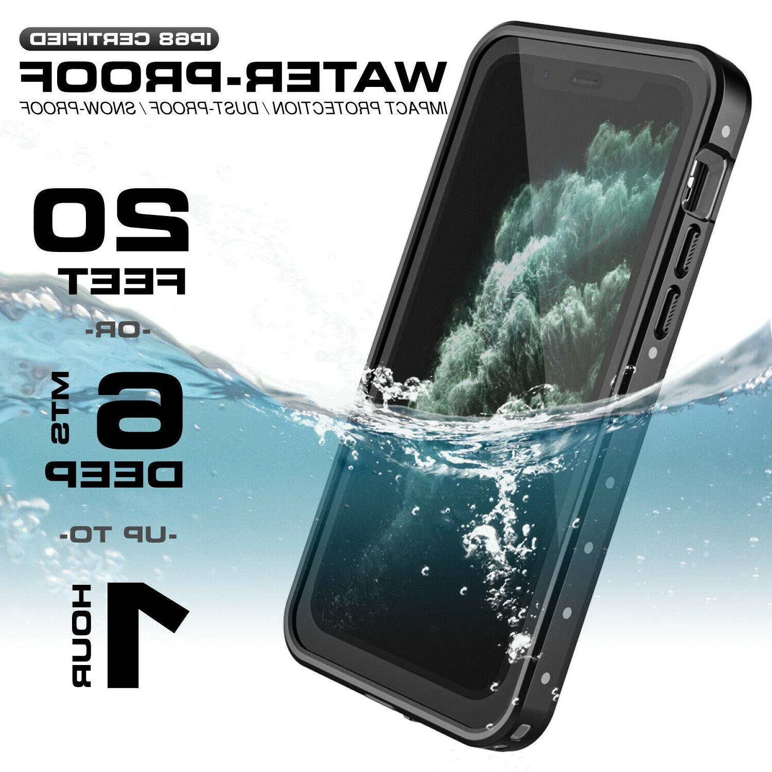 For / Pro Max Case Waterproof Shockproof Series