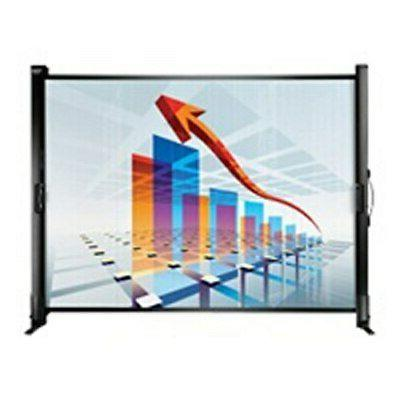 es1000 ultra portable tabletop projection screen projection