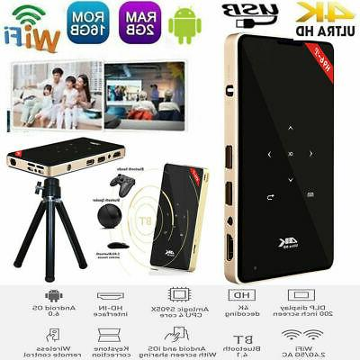 h96 p mini 4k 1080p wifi bluetooth