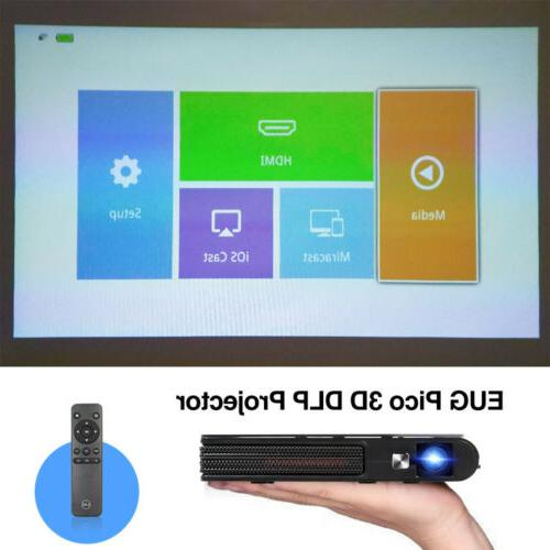 Mini 3D Wirelessly Synchronize Android ios