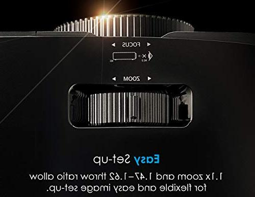 Optoma 1080p Lumens 3D Home Theater