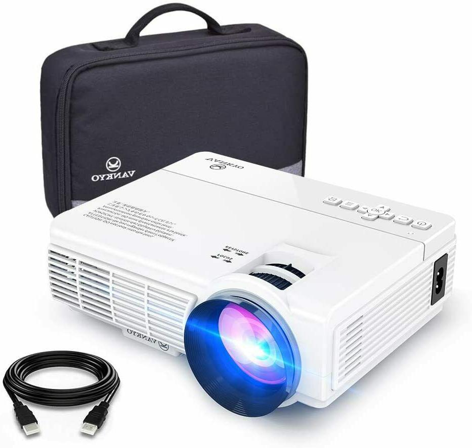 leisure 3 mini portable projector