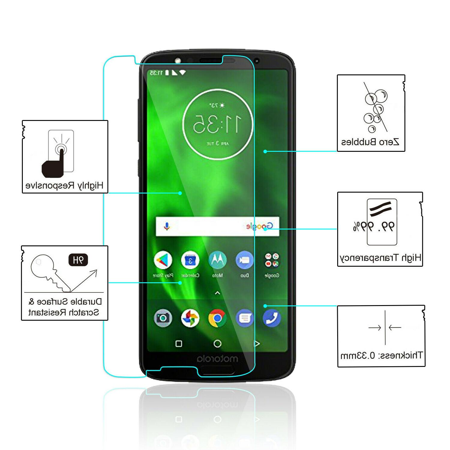 For Shockproof Case Glass Protector