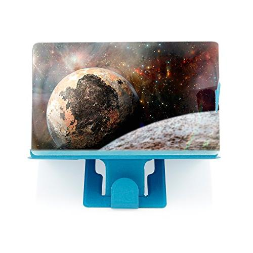 OCT17 Phone Cellphone Enlarged Mobile HD Movie Video Compatible with