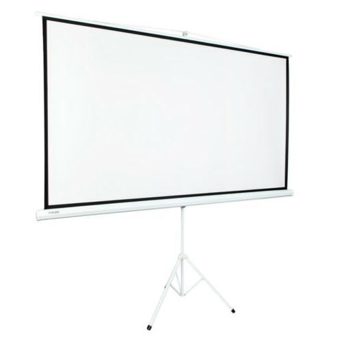 portable 100 projector 16 9 projection screen