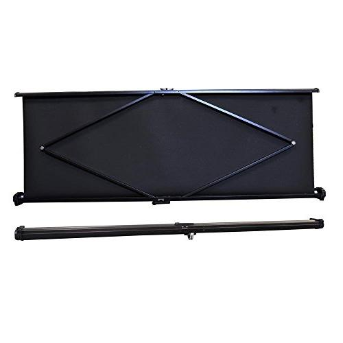 Pyle 50 Projector Screen, Style Portable