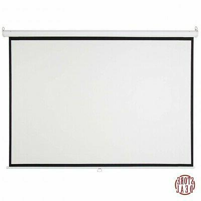 Projector Screen Movie Theater Durable