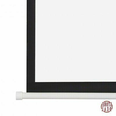Projector Screen Movie Theater Durable Widescreen