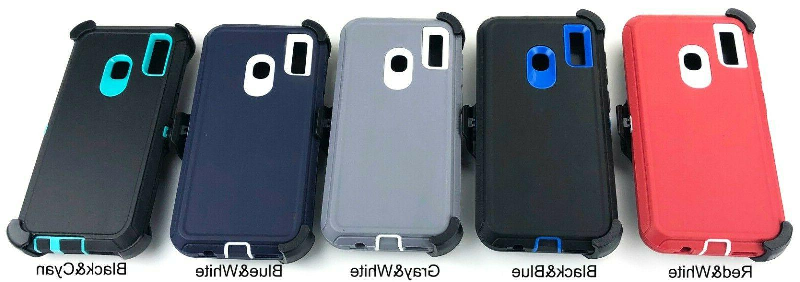 For Samsung Galaxy A20 Cover+Screen