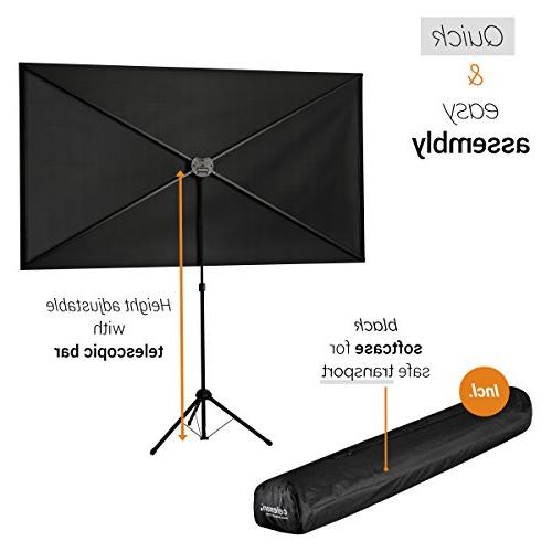 celexon Tripod Screen Ultra Size: 70''
