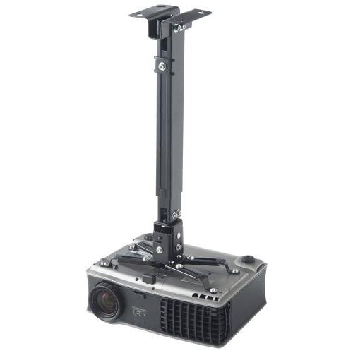 VonHaus Universal Adjustable Projector from 16.5 to inches, Swivels Tilts 15 Management