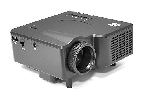 updated gaming projector