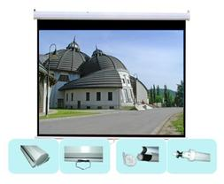 84x84 Manual Projector Projection Screen 119 Diagona by FDW