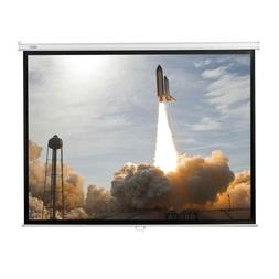 Matte White Adhesive Projector Screen