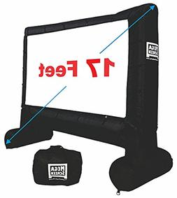 MEGA SCREEN XL MOVIE SCREEN – INFLATABLE PROJECTION SCREEN