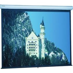 Da-Lite Model C HDTV Format Manual Wall and Ceiling Screen,