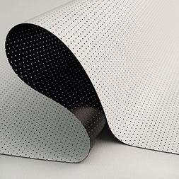 Carl's 7% Nano Perforated Acoustic FlexiWhite  Projector Scr
