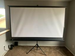 """*NEW* TaoTronics 100"""" Projector Screen with Stand, TT-HP02"""