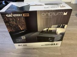 New Murano 4K LED Projector MN-140 with MN-72 digital projec
