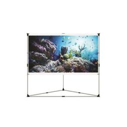 "Pyle PRJTPOTS81 Portable Outdoor Projector Screen 80"" Inch"