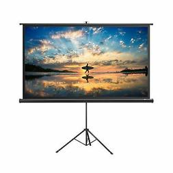 Projector Screen with Stand, TaoTronics Indoor Outdoor Proje