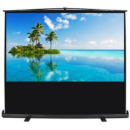 "60"" Pull Up Projection Professional Screen 4:3 Format Home T"