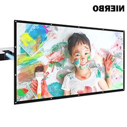 Rear Projector Screen 150 inch Film Outdoor Back Projection
