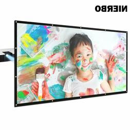 Rear Projector Screen 60-200 Inch Projection Movie Screen PV
