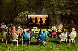Backyard Theater Systems-Recreation Series- 11'Screen- SAVI