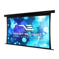 Elite Screens Saker Tab-Tension AcousticPro UHD Series, 120""