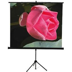 Mustang SC-T6011 - 60x60 Tripod Projector Screen 85in Diagon