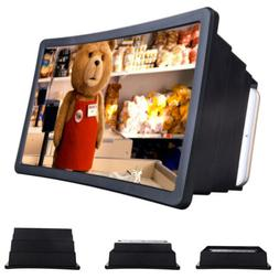 Small Eco-friendly Adjustable 3D Movie Screen Enlarge Magnif