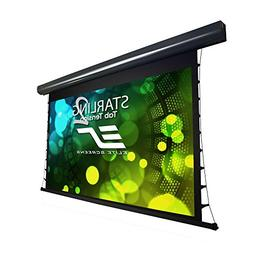 "Elite Screens Starling Tab-Tension 2, 120"" Tensioned Ambient"