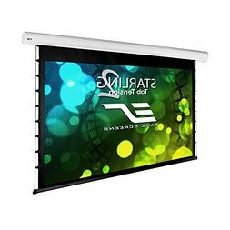 Elite Screens Starling Tab-Tension STT135XWH2-E6 Electric Pr