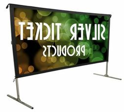 "STO-169120 & STO-RR120 120"" 16:9 HDTV Outdoor Portable Proje"