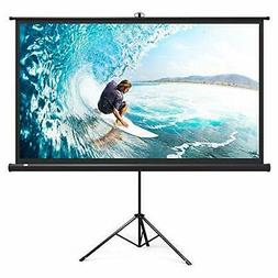 TaoTronics Projector Screen with Stand, TT-HP020 Indoor Outd
