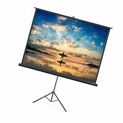 TaoTronics TT-HP019 Projector Screen with Stand, Indoor Movi