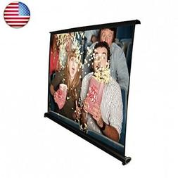 Upgraded 2018 Portable Projector Screen - Mobile Projection