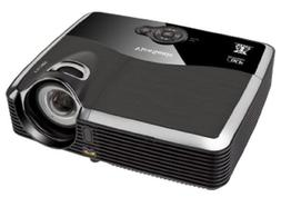 View Sonic PJD5353 1080p Front Projector, 300 Inches - Black