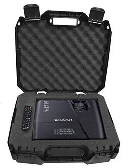 CASEMATIX Workforce Video Projector Carry Case with Protecti