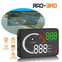 Geyiren X6 HUD Head Up Display 3'' <font><b>Screen</b></font
